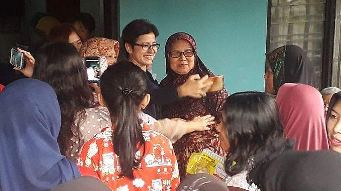 Nurul Arifin Diprediksi Lolos Jadi Anggota DPR, Emak-emak di Bandung Ingatkan Wujudkan Janjinya