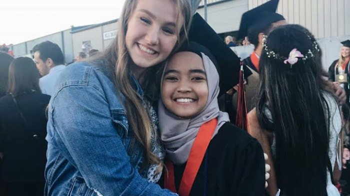 Ikut Pertukaran Pelajar ke AS, Nurul Lastriana Harus Hadapi Seleksi Bertahap Seperti Ini