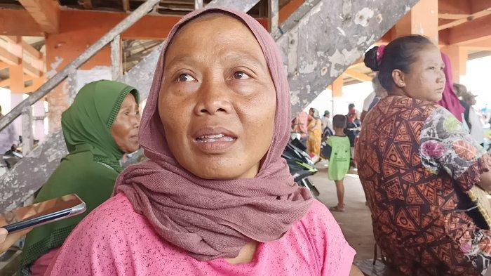 Nurwaeni Tak Berhenti Menangis setelah Tahu Anaknya Jadi Korban Tabrakan Kapal, Lega Karena Selamat