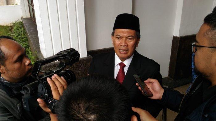 Oded M Danial Ajak Warga Makmurkan Masjid, Masjid Nurul Amanah di Babakan Sari Dibangun