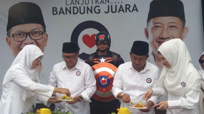 Hasil Hitung Cepat Pilwalkot Bandung, Suara Tidak Sah Capai 40 Ribu, Oded-Yana Juara
