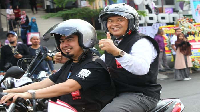 Wali Kota Bandung Ajak Warga Bermuhasabah di Malam Pergantian Tahun,