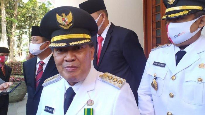 Wawancara Eksklusif 2 Tahun Kepemimpinan Wali Kota Bandung Oded M Danial dan Hari Jadi Kota Bandung