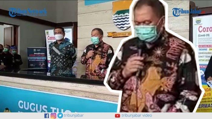Mengkhawatirkan, Sehari Lebih Dari 50 Orang Bandung Terpapar Covid-19, Walikota Tegas Minta Hal Ini