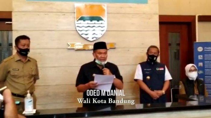 Pedagang di Pasar Sadang Serang Siap Tutup tapi Minta Pemkot Bandung Transparan Soal Covid-19