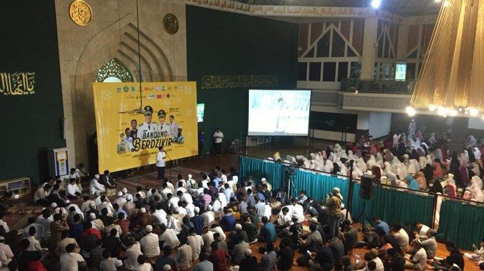 Bandung Berzikir Malam Ini, Digelar di 30 Titik di Kota Bandung, Cek Lokasi Terdekat Rumahmu!