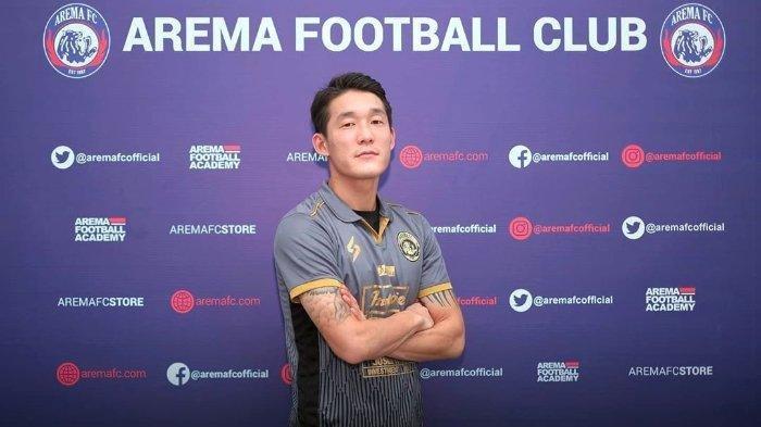 Mario Gomez Isyaratkan Arema FC Bakal Beraroma Persib Bandung, Oh In Kyun Sudah Gabung