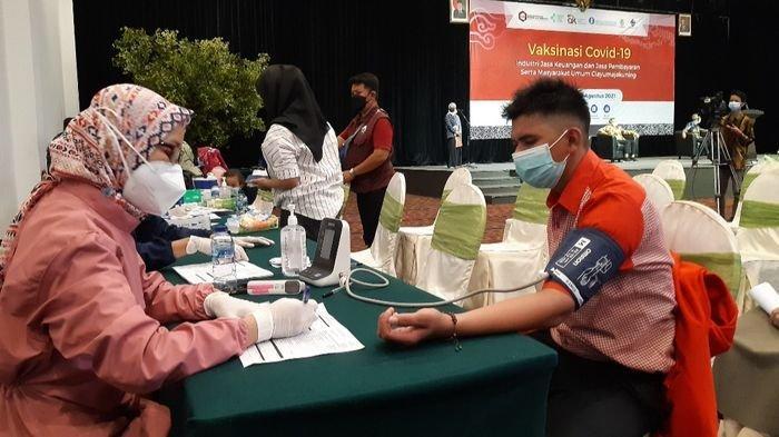 OJK Cirebon Targetkan Vaksinasi 3.200 Orang Selama 3 Hari, Terbuka buat Masyarakat Ciayumajakuning