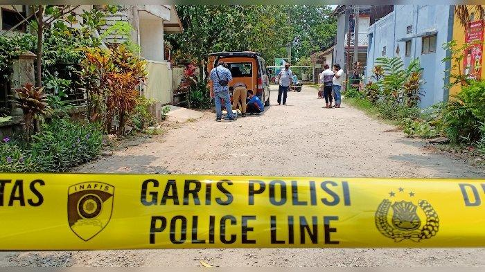 Polresta Bandung Buru Pembuang Bayi di Selokan Jalan di Komplek GPA Baleendah