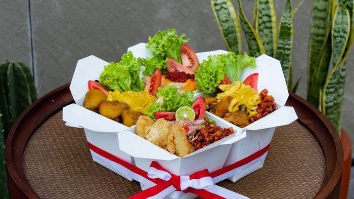 Menikmati Ragam Menu Nasi yang Terinspirasi Dari Kekayaan Kuliner Indonesia, Cocok Buat yang WFH