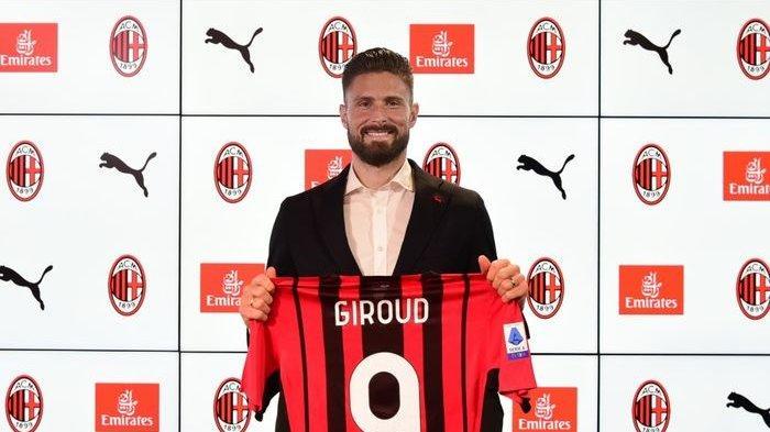 AC Milan akan Ubah Pola 4-2-3-1 Jadi 4-2-2 dengan Duet Penyerang Zlatan Ibrahimovic-Olivier Giroud