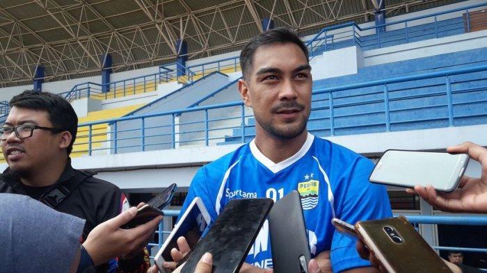Dipuji Banyak Bobotoh Persib Bandung, Omid Nazari: Saya Senang, Saya di Sini untuk Bantu Tim
