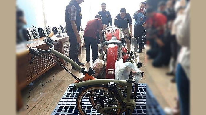 Terungkap, Ini Awal Mula Penemuan Motor Harley di Pesawat Garuda yang Seret Dirut Garuda Ari Askhara