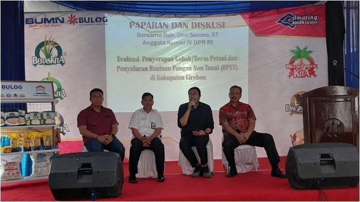 Komisi IV DPR RI Bakal Evaluasi Penyaluran Beras Bulog untuk BPNT