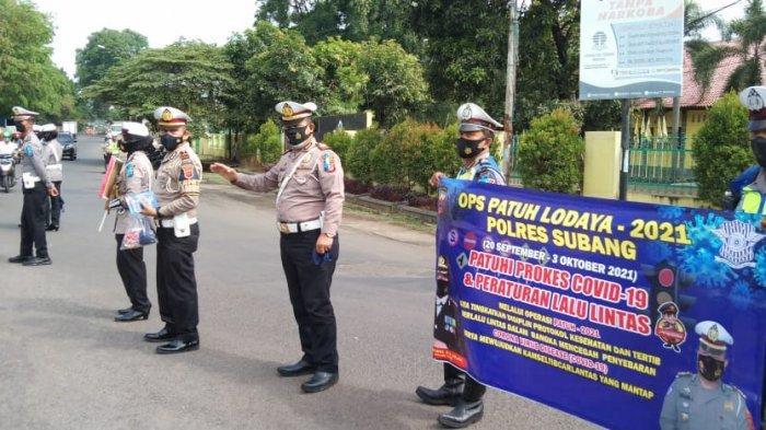 Kabar dari Polres Subang Terkini, Lakukan Operasi Serentak Selama Dua Minggu ke Depan, Ini Tujuannya