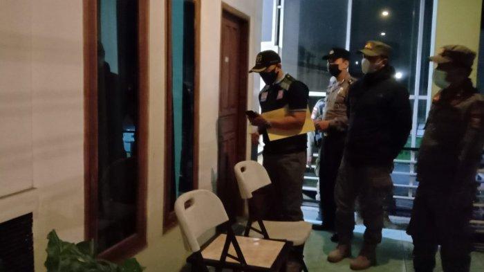 Kepergok Ada di Dalam Hotel Dua Orang Wanita Diamankan Petugas Saat Operasi Pekat di Sukabumi