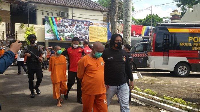 Tiga warga Cilacap dibekuk di Bendungan Manganti Ciamis, Diduga akan Melakukan Ini