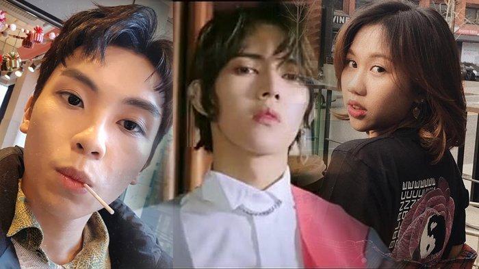 List Orang Indonesia Yang Jadi Girlband Boyband Di Korea Selatan Cek Profil Loudi Vanya Mavin Tribun Jabar