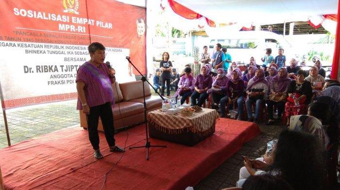 Ribka Tjiptaning Ingatkan Kaum Perempuan Jangan Takut Virus Corona, Duga Ada Mafia Masker