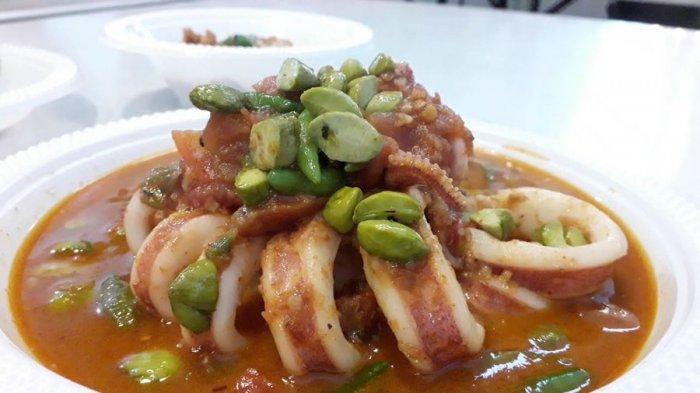 Rekomendasi Kuliner Halal di Sudirman Street Food Bandung, Ada Oseng Cumi Extra L