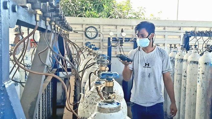Stok Oksigen Habis, Rumah Sakit Rujukan Covid-19 di Purwakarta Sempat Tak Terima Pasien Tambahan