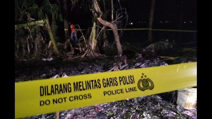 3 Rumah Rusak Berat Akibat Ledakan Pabrik Petasan di Jatibarang Indramayu