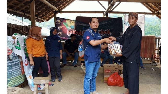 Paguyuban AHASS Bogor Peduli Bencana Banjir di Kabupaten Bogor