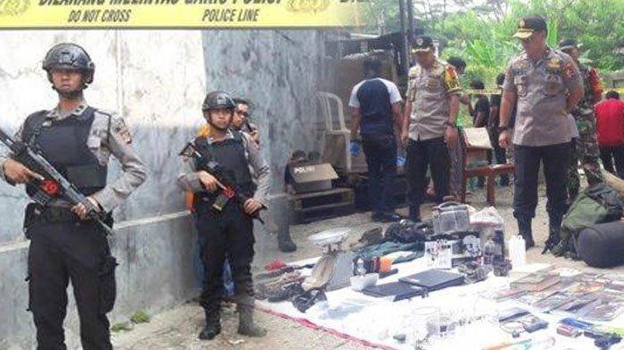 5 FAKTA Teroris di Bogor, Endang Alias Pak Jenggot Anti-Thogut, Setia pada ISIS, Anak Buah TH