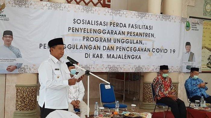 Pak Uu Keliling Jabar Sosialisasikan Perda Pesantren dan Rumuskan Juklak Juknis