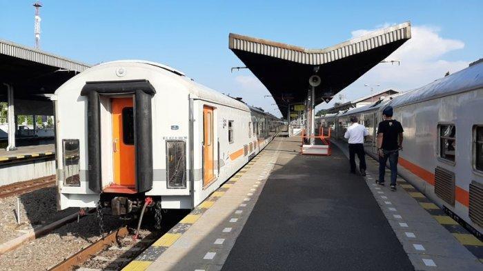Daftar 11 Kereta Api dari dan Menuju Jakarta di Wilayah Daop 3 Cirebon yang Dibatalkan Akibat Banjir