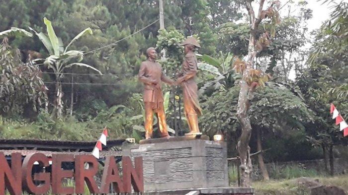 Kisah Deretan Makam Tanpa Nisan Terpanjang di Cadas Pangeran, Saksi Bisu Kekejaman Daendels