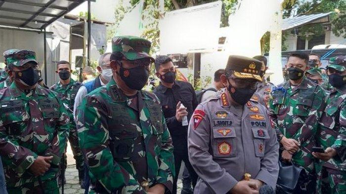 Kala Jenderal Marah-marah Lihat Kelakuan 2 Prajuritnya, Dua Pejabat Kena Getahnya, Langsung Dicopot