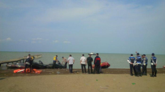 Hari Kedua Pencarian Lion Air JT-610, Tim SAR Bandung Temukan Potongan Tubuh dan Serpihan Pesawat