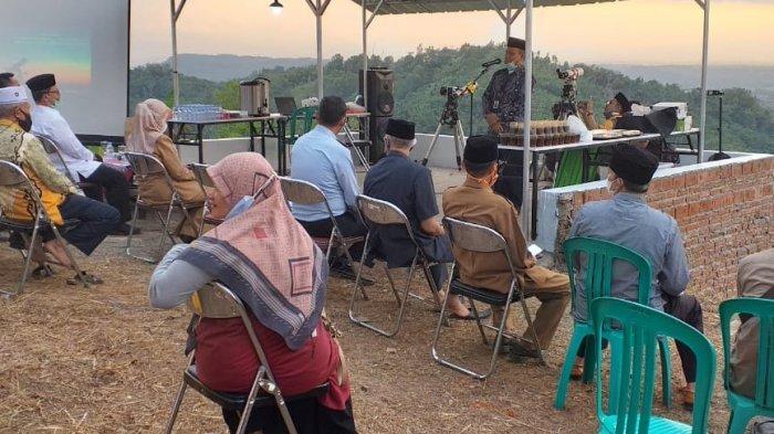 Hasil Pemantauan di POB Lapas Kota Banjar, Hilal Tak Terlihat