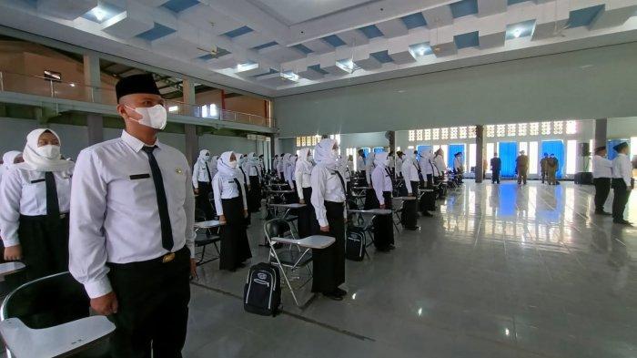 Seleksi CPNS 2021 di Indramayu Bakal Ketat, 734 Formasi Diperebutkan 8 Ribu Peserta, Guru Terbanyak