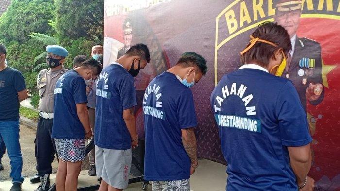 Tersangka Pembunuh Adang Berhasil Diringkus Polresta Bandung, Korban Tewas dengan 50 Tusukan