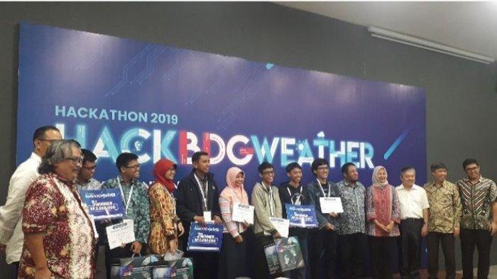 Kompetisi Hackaton 2019 Lahirkan 3 Pemenang Aplikasi Teknologi IP Weather