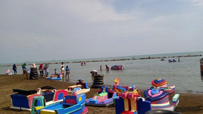 Pantai Tirtamaya Disebut Pantai Legenda di Indramayu, Ini Ternyata Alasannya