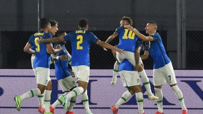 Copa America 2021, Daftar Skuad Timnas Brasil, Didominasi Pemain Premier League, Neymar Juga Masuk