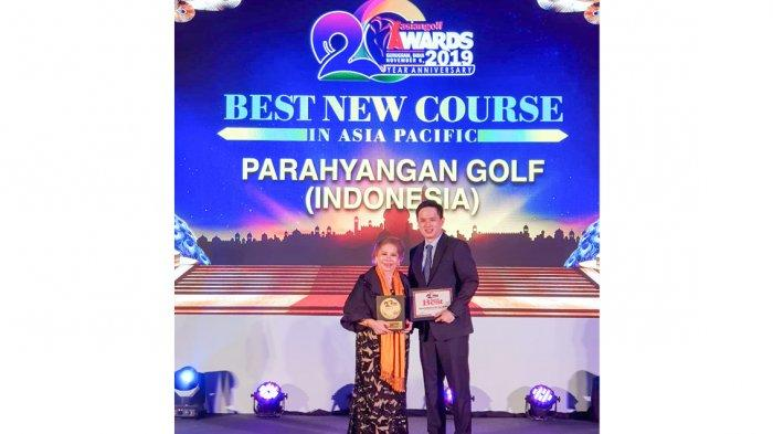 Parahyangan Golf Bandung, Dinobatkan sebagai ''Best New Course'' di Asia Pasifik tahun 2019