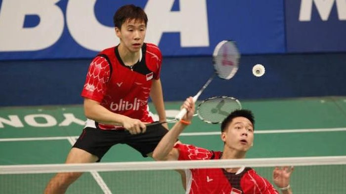 Link Live Streaming Marcus/Kevin vs Wakil Taiwan di Malaysia Masters 2020