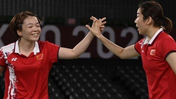 Final Bulu Tangkis Ganda Putri Olimpiade 2020, Pasangan Cina: Greysia/Apriyani Sangat Kuat