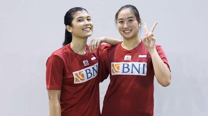 Ganda Putri Indonesia Yulfira/Febby Juara Spain Masters, Kalahkan Unggulan Pertama di Final