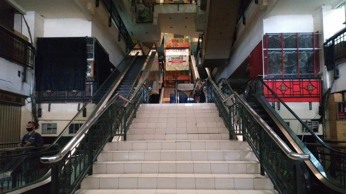Hari Pertama Pasar Baru Bandung Dibuka, Pedagang dan Pengunjung Masih Sepi, Ini Sebabnya