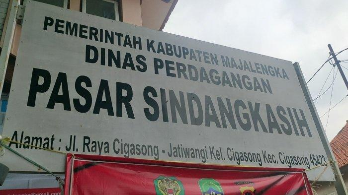Renovasi Pasar Sindangkasih, Kadis Perdagangan Majalengka Dorong Musyawarah dengan Pedagang