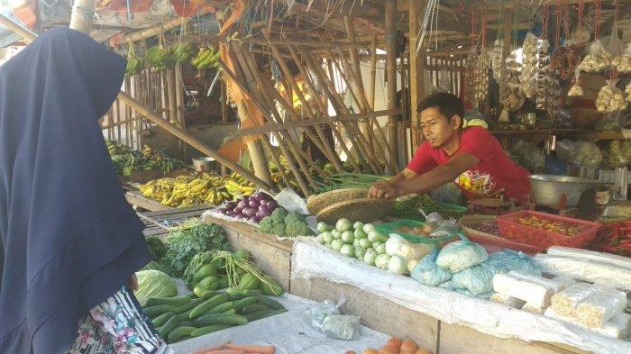Harga Rempah-rempah di Pasar Sumber Cirebon Alami Kenaikan Tinggi