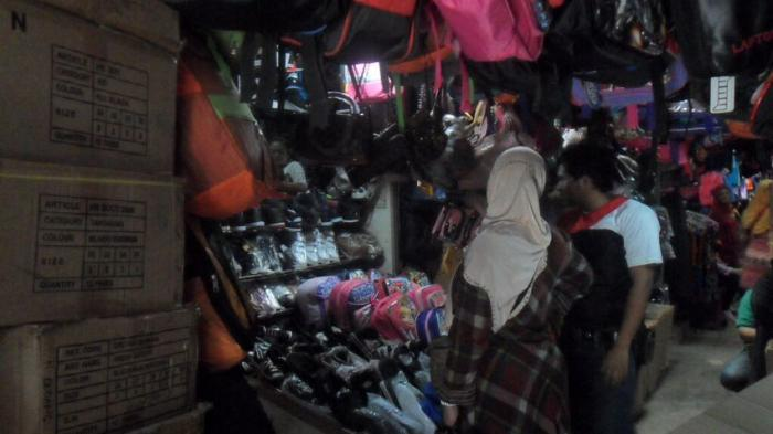 Hati-hati! Pasar Tanjungsari Siaga Satu Aksi Pencopetan