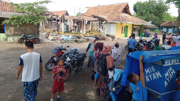 Korban Pembacokan Disertai Pembakaran di Pangandaran Minta Bantuan, Barang yang Tersisa Cuma Gerobak