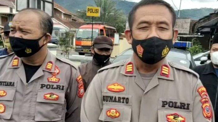 Pascaduel Berdarah Satu Lawan Satu, Polisi Kumpulkan Warga 2 Desa, Berharap Tuntas Sampai di Sini