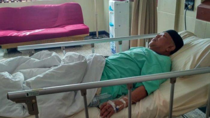 Pasien dan Keluarga Pasien di RS Santosa Kota Bandung Kecewa Tak Bisa Mencoblos